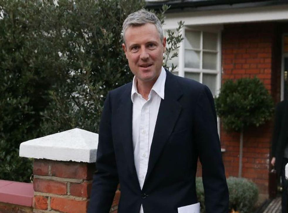 Zac Goldsmith is standing in the Richmond Park by-election as an independent