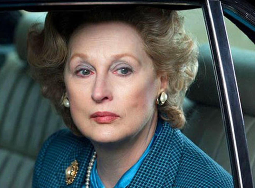 Meryl Streep, who played Margaret Thatcher in 'The Iron Lady' has refrained from labelling herself a 'feminist'