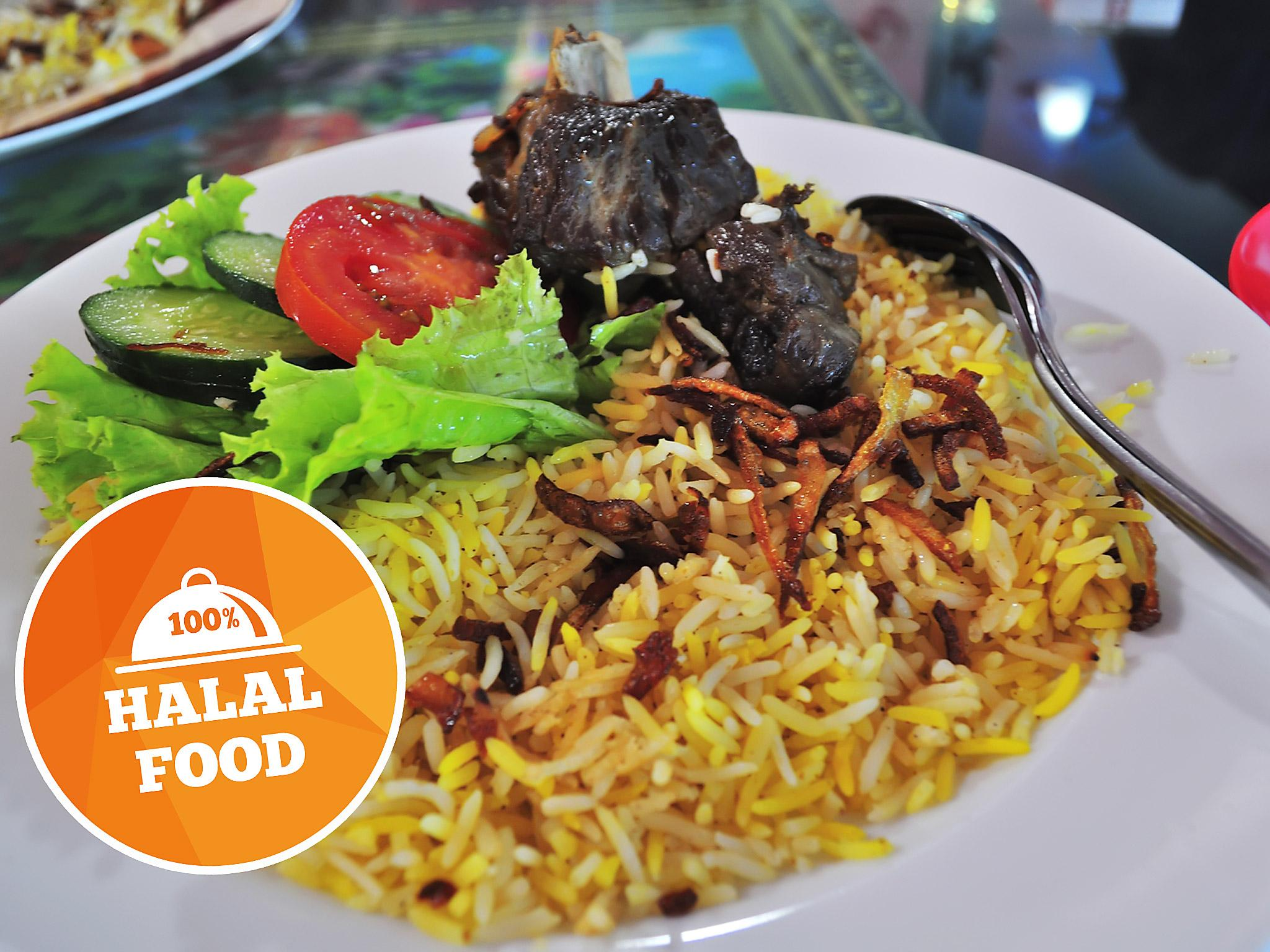 halal foods dating daan