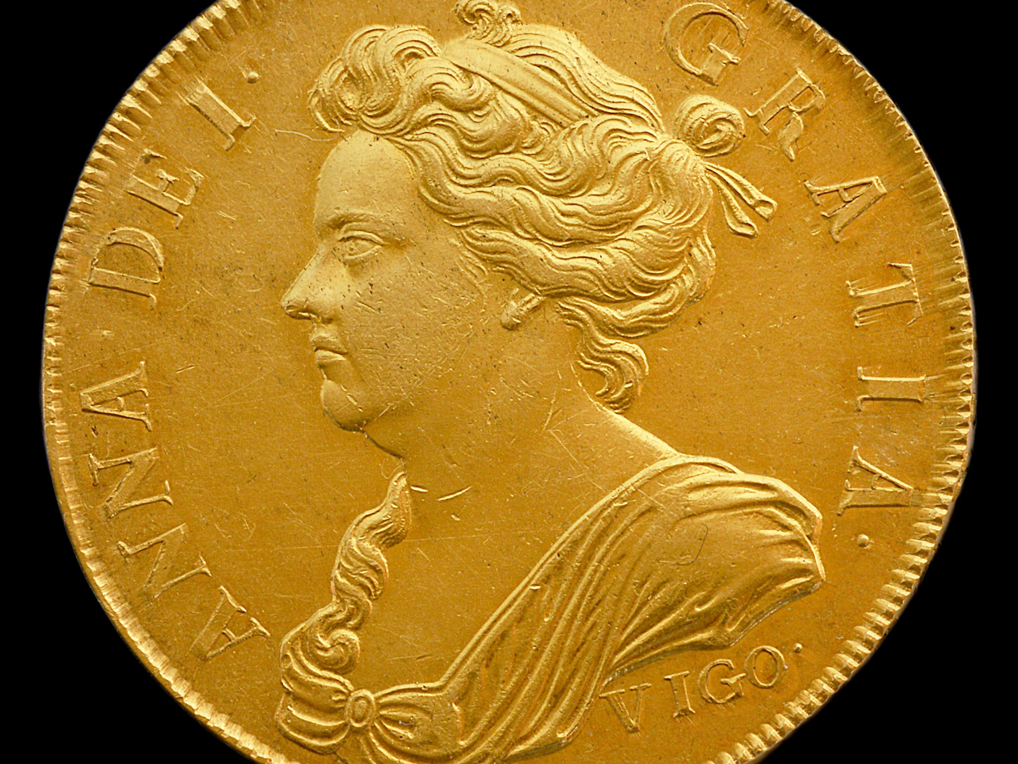 Rare Gold Coin Worth 163 250 000 Found In Toy Treasure Chest The Independent