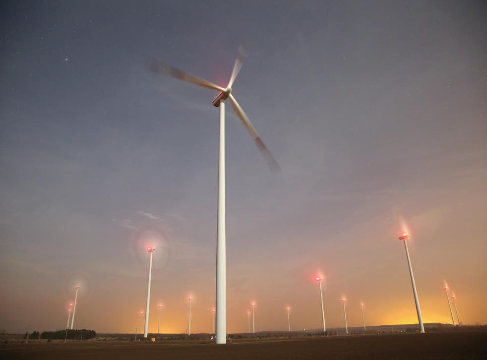 Sweden plans to tap into its 'large potential' for onshore wind power
