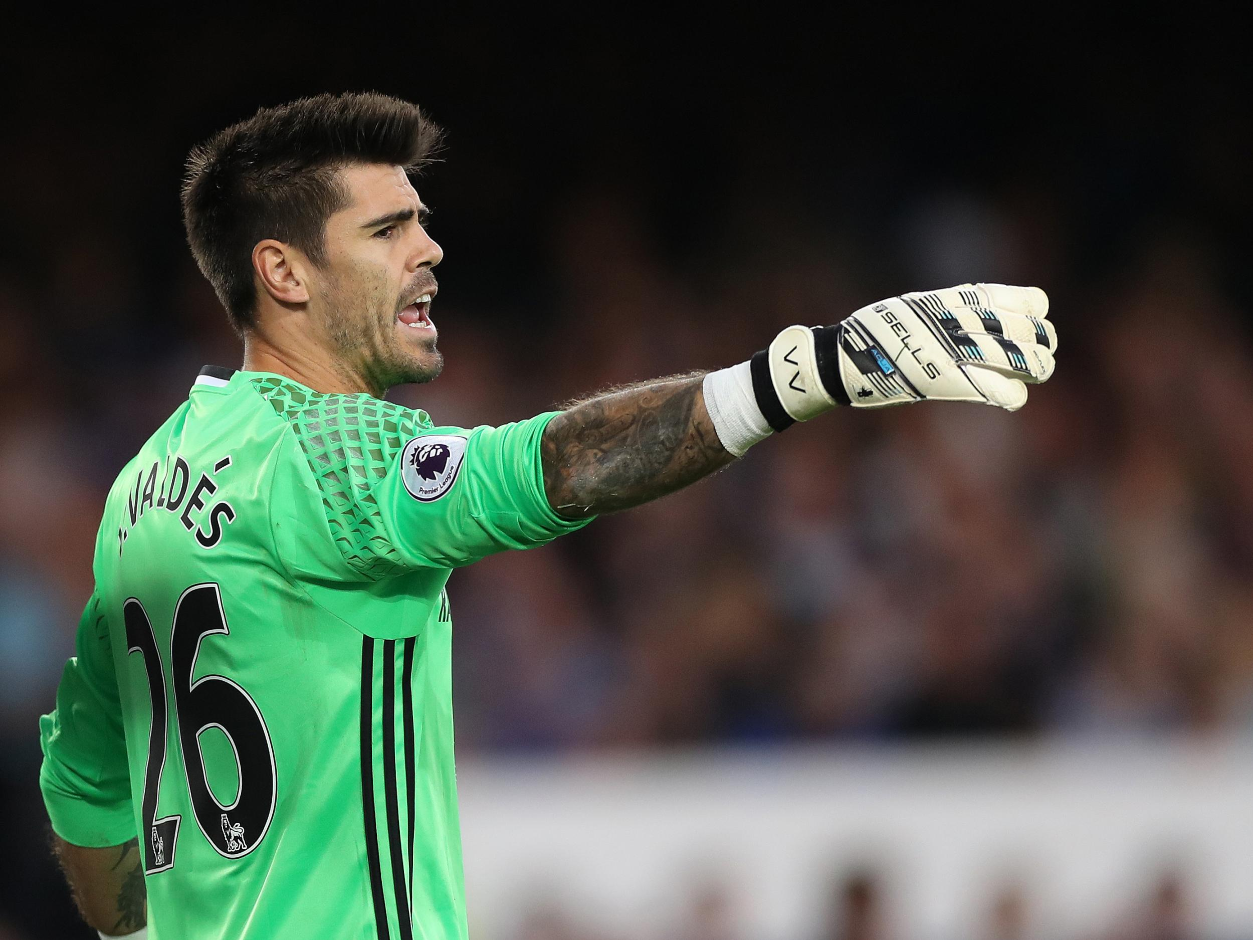 Middlesbrough goalkeeper Victor Valdes launches dating app