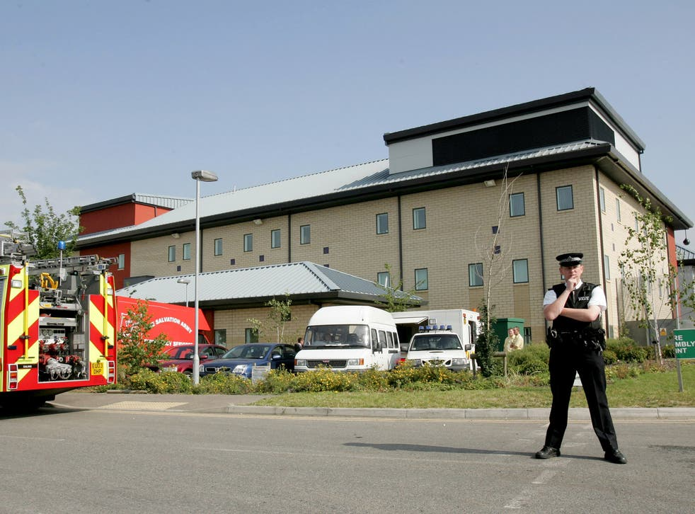 Overcrowding at the Harmondsworth Immigration Detention Centre has been criticised