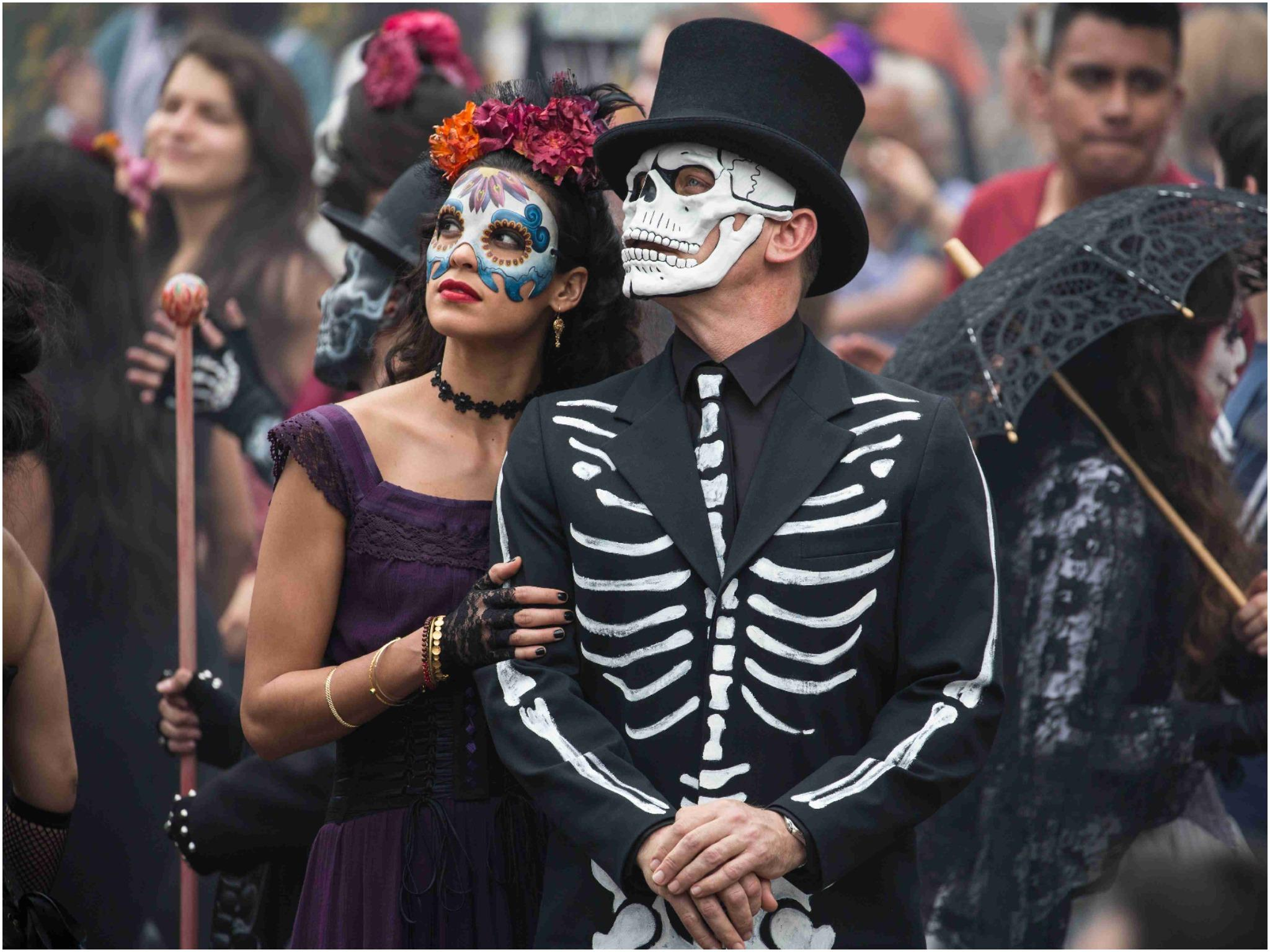james bond mexico city to hold first day of the dead parade thanks to spectre the independent