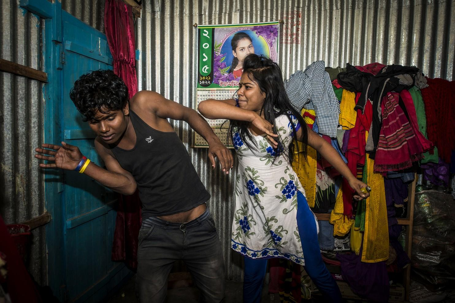 Eviction of sex workers in bangladesh
