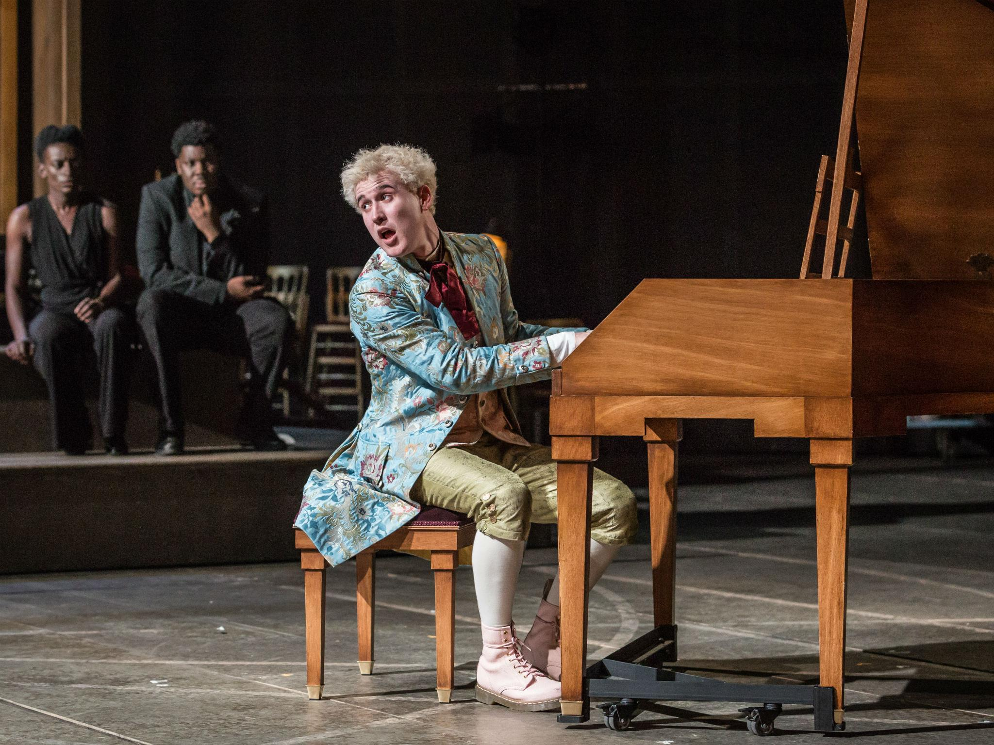 Thumbnail for Amadeus review: A thrillingly fresh and imaginative revival
