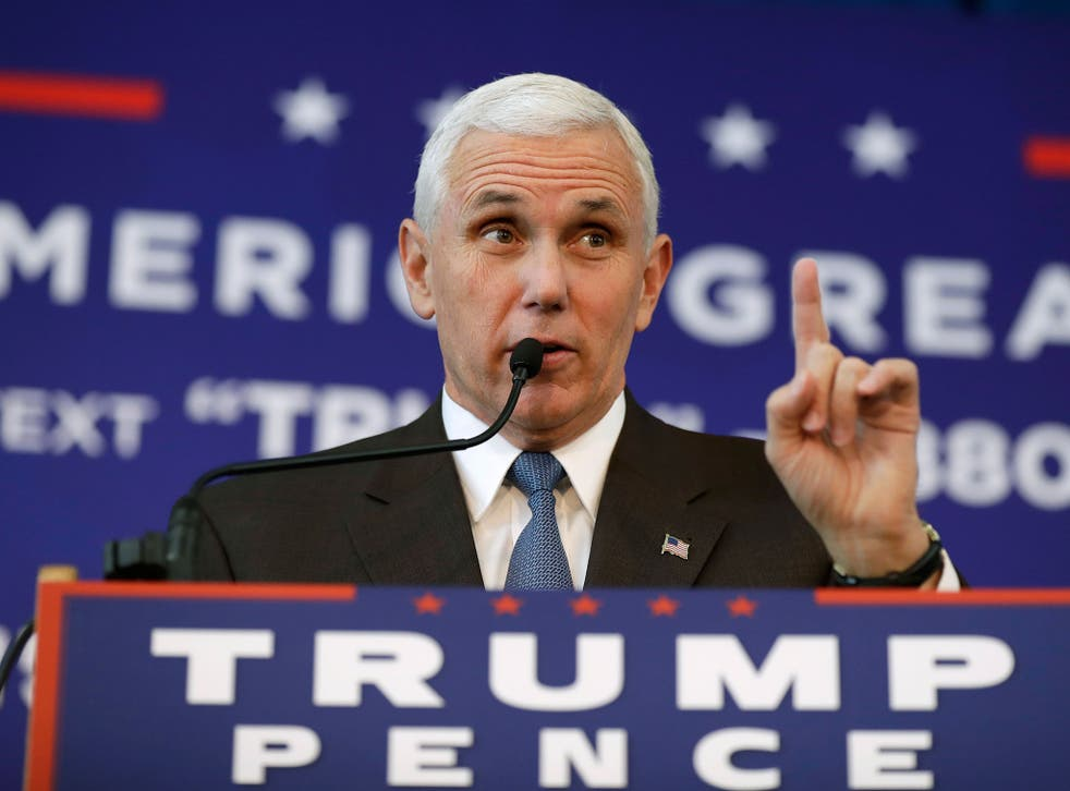 Many Republicans hoped the vice presidential candidate Mike Pence might force his running mate out of the way – but what relationship would the two have in office?
