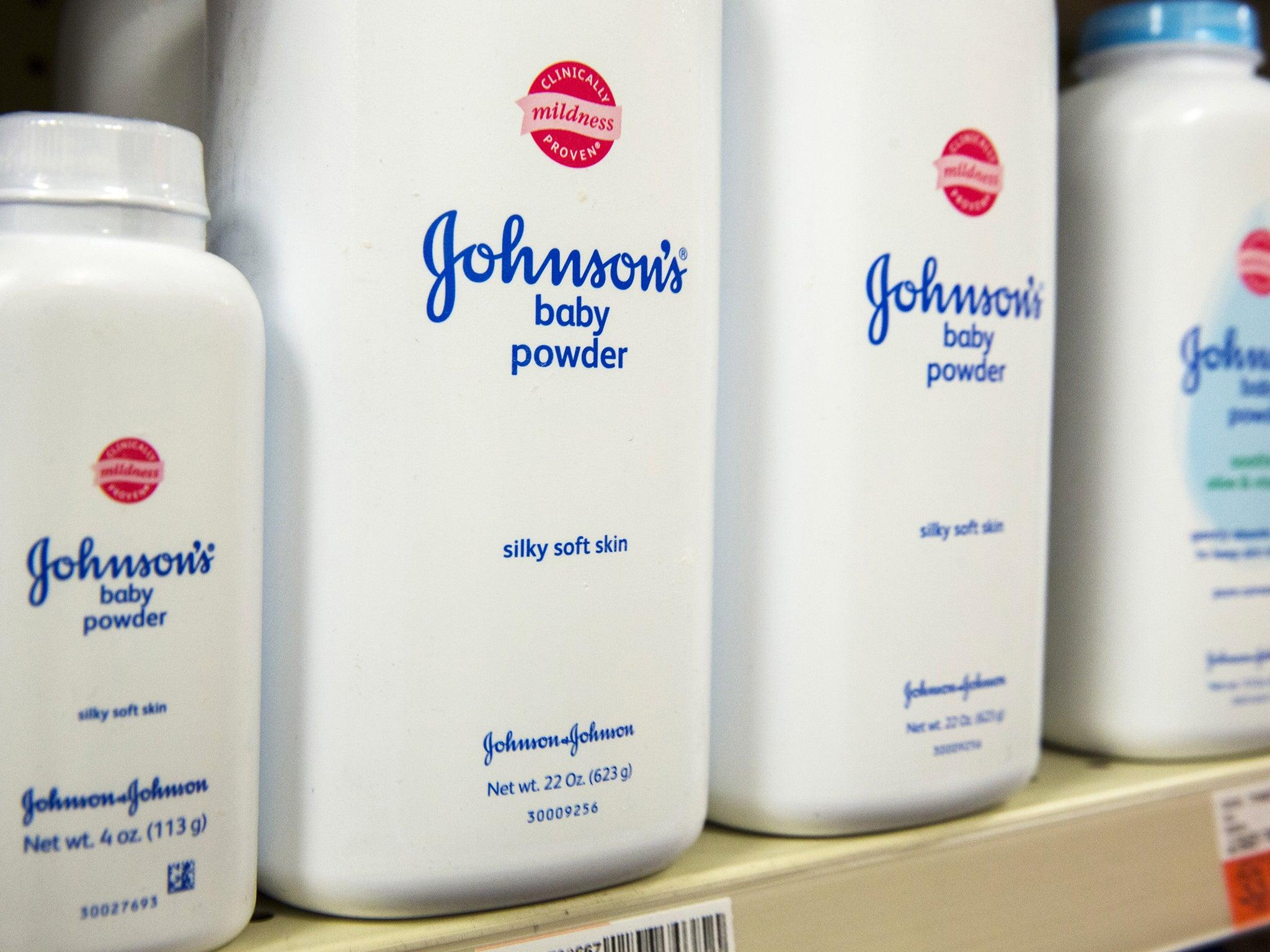 Woman Who Says Johnson Amp Johnson Baby Powder Gave Her