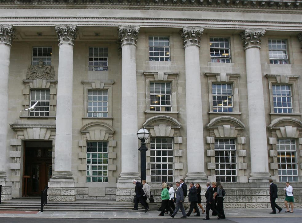 Northern Ireland High Court in Belfast threw out the case brought by politicians and human rights campaigners