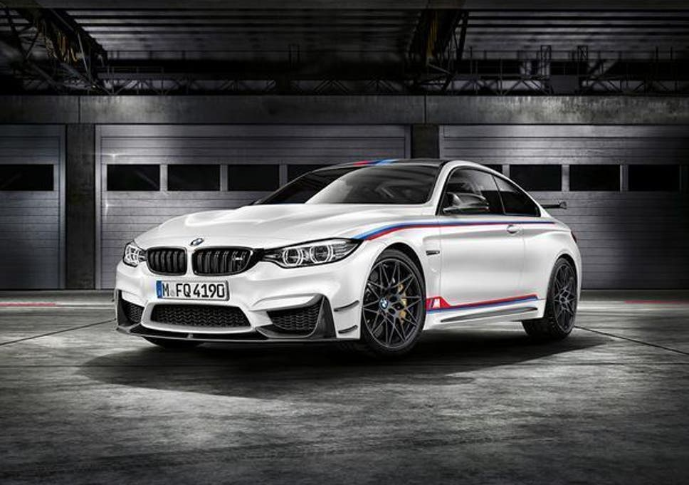 News: 2016 BMW M4 DTM Champion Edition | The Independent