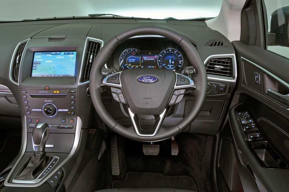 Head To Head Ford Edge V Kia Sorento