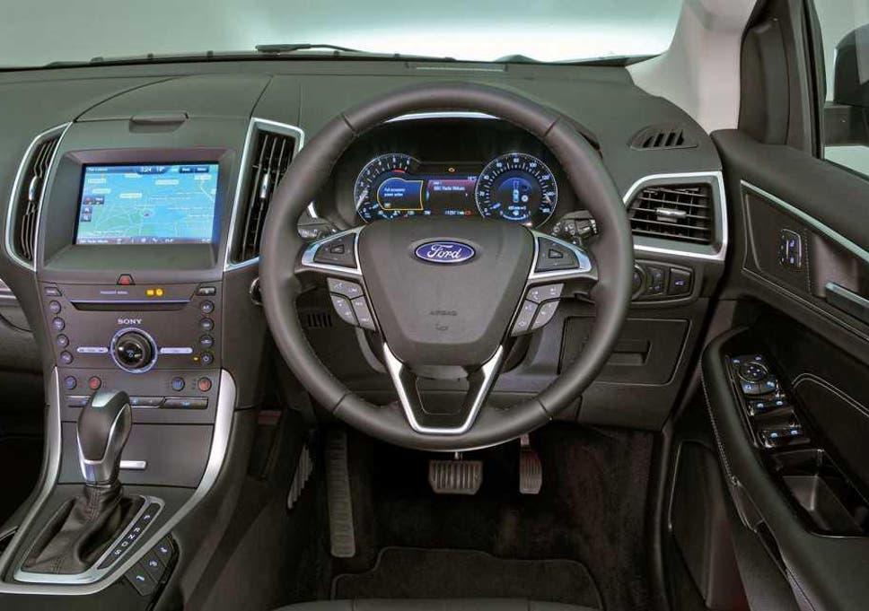 Ford Edge V Kia Sorento