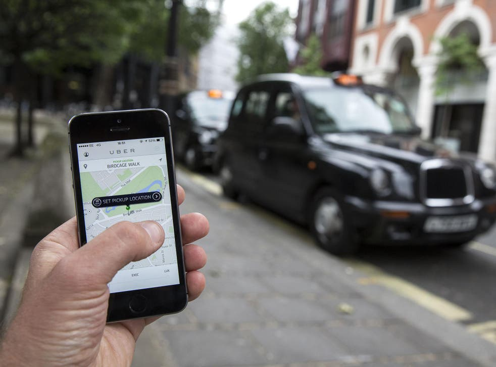 Black-cab drivers are protesting against Uber, but do they just want to kill off the competition?