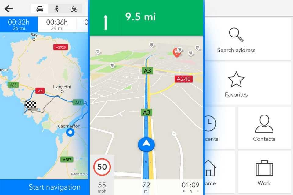 Free sat-nav apps: What's the best free navigation app for your