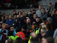 English football does not suffer from hooliganism, says Wenger