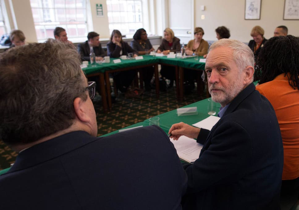 Jeremy Corbyn has been 'reaching out' to his Labour MP