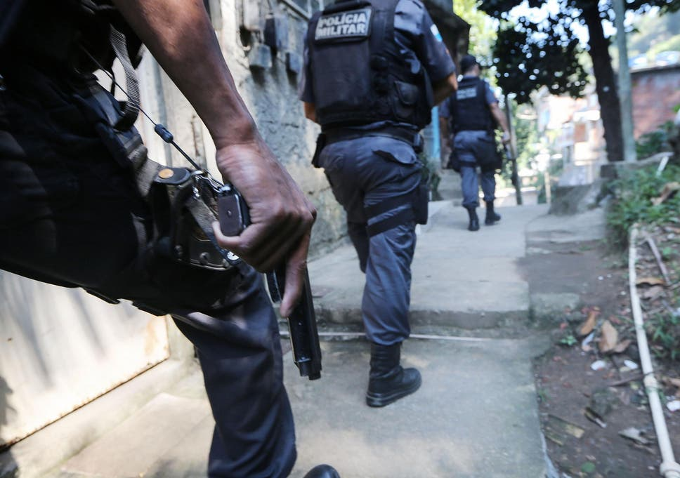 brazil breaks own record for number of murders in single year as