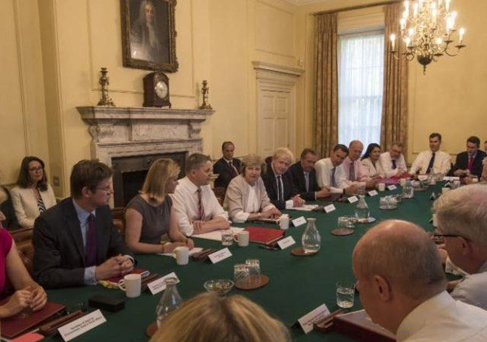 Thank Goodness Theresa May Has Restored Cabinet Government Or Has