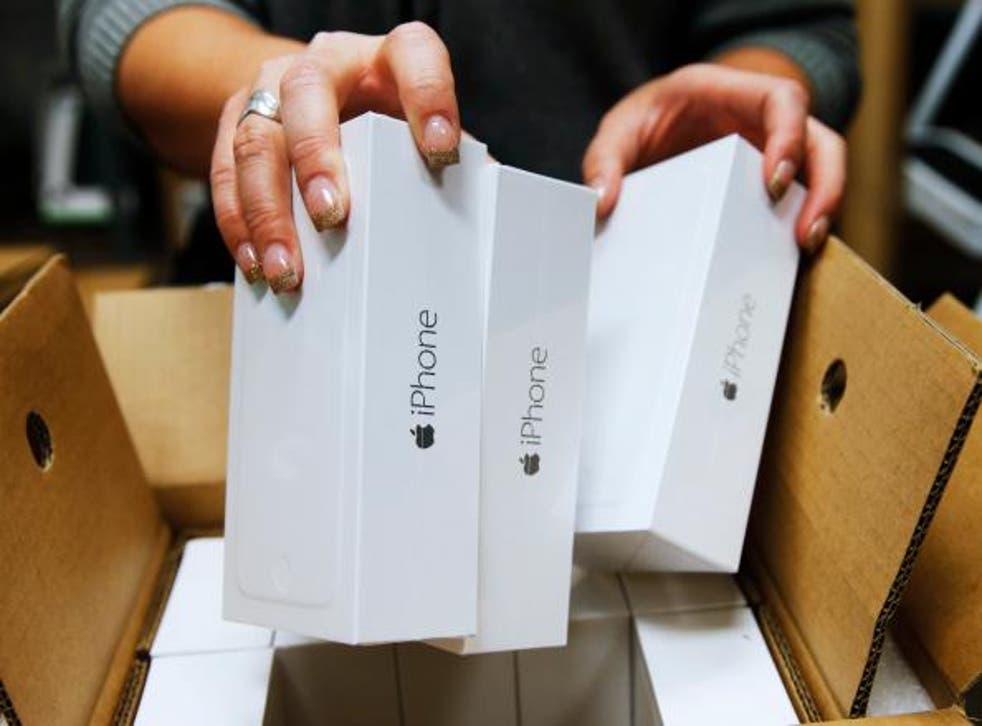 About 62 per cent of iOS devices suffered performance failures compared with 47 per cent of Android devices, the report found