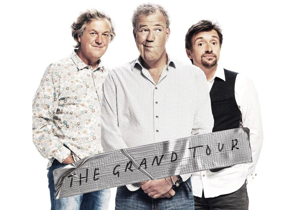 The Grand Tour: How to watch it on TV through Amazon Prime