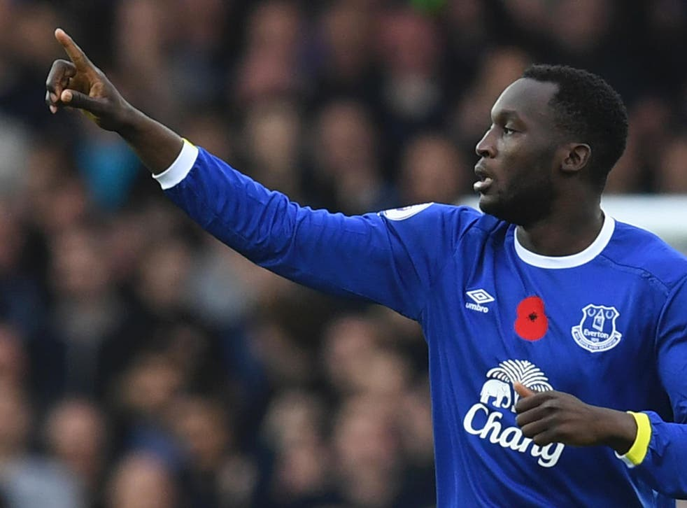 Lukaku is fast becoming one of the most wanted young forwards in European football