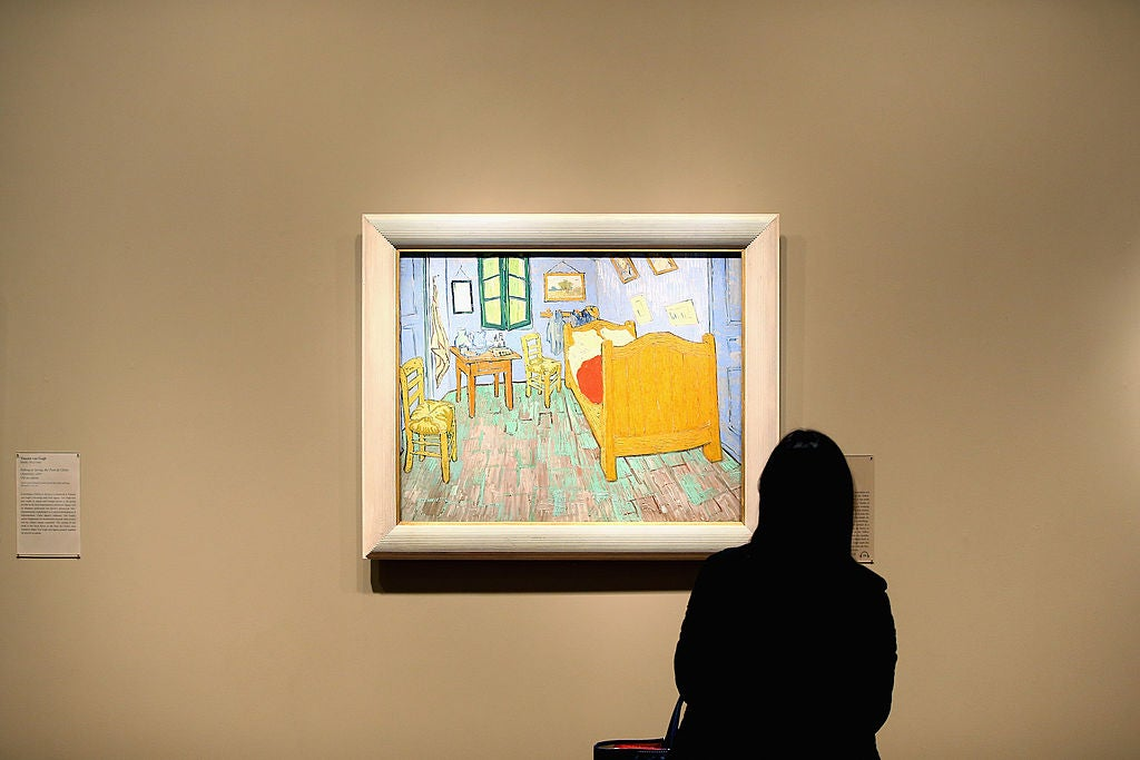 Van Gogh's famous bed may be hidden in a Dutch attic
