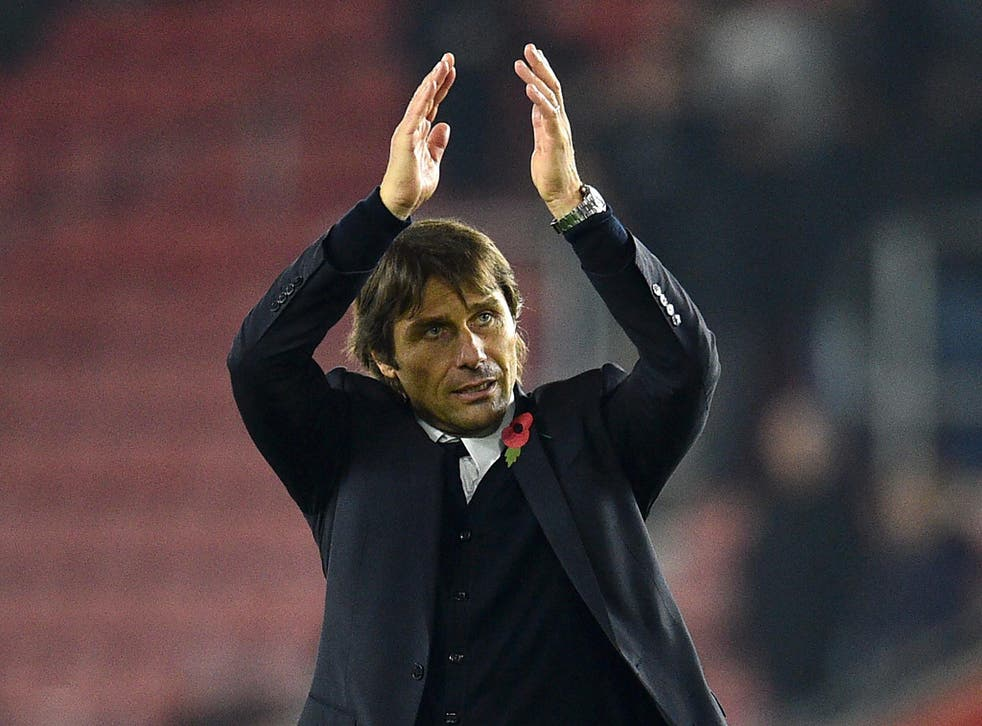 Antonio Conte has transformed Chelsea into title contenders in recent weeks