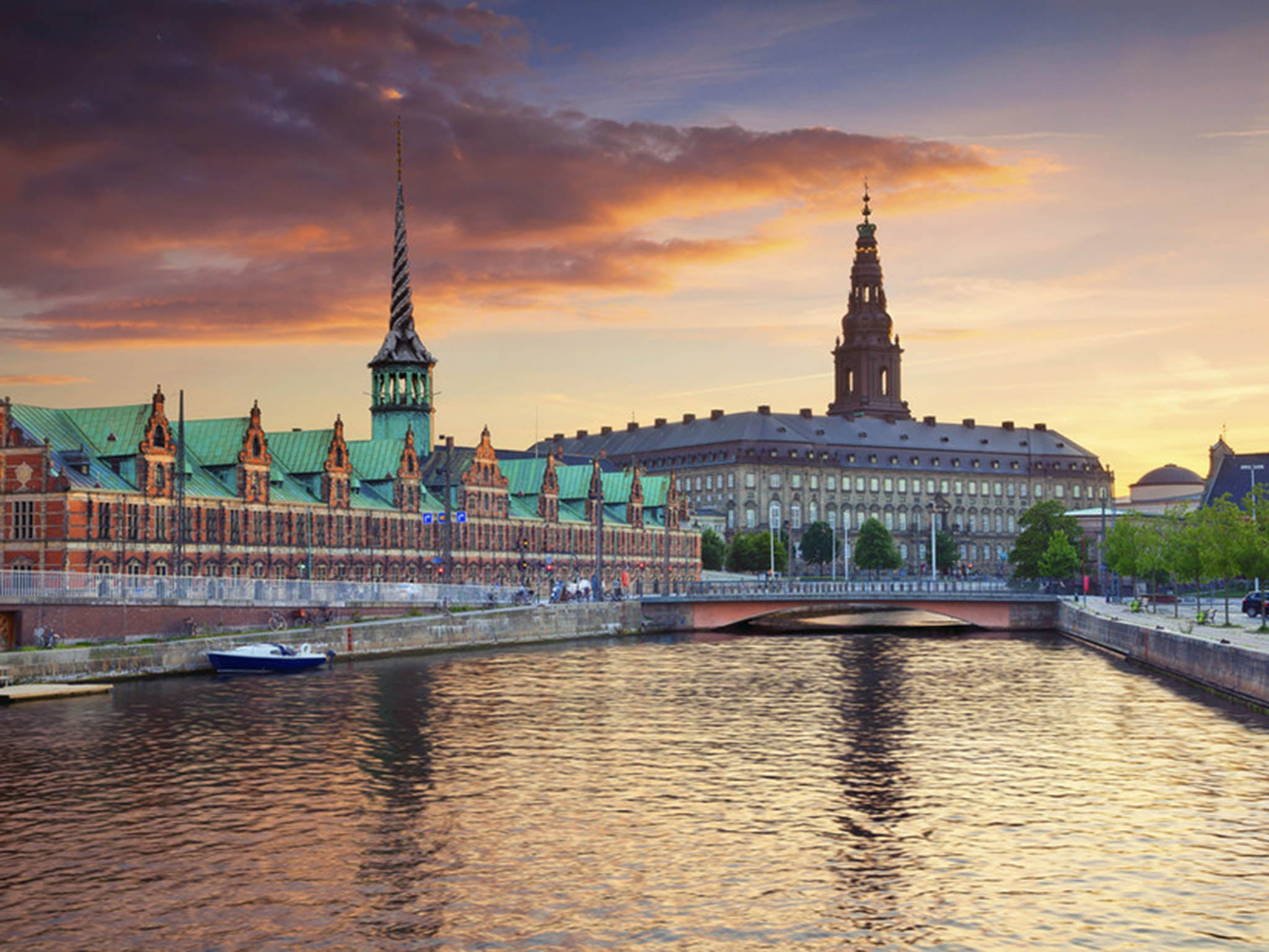 Billedresultat for Danish taxpayer are the most burdened in the world 2017
