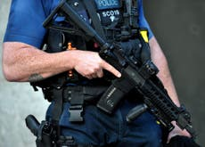 Suspected National Action neo-Nazi arrested in terror raid