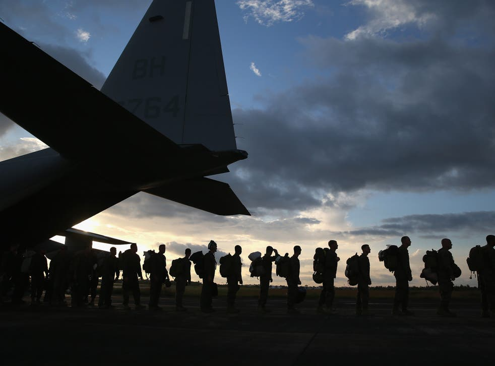 The 330 Marines will be stationed at Værnes Air base in Norway