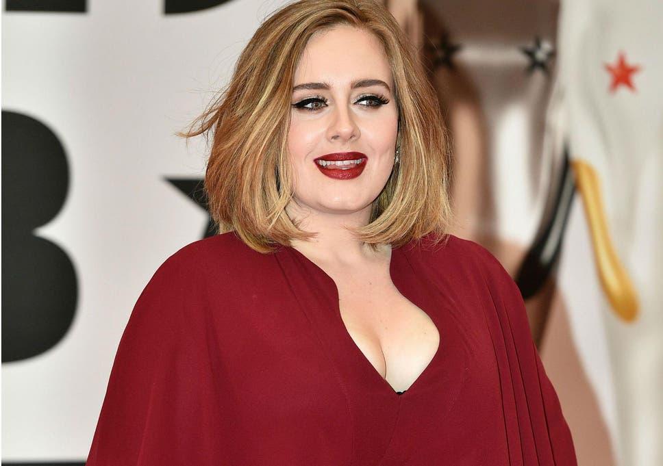 Adele dating life