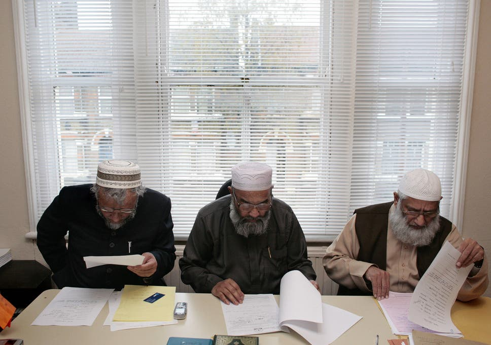muslim chat room uk