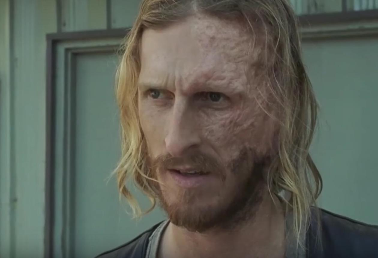 The Walking Dead Season 7 Episode 3 Clip Shows Dwight At