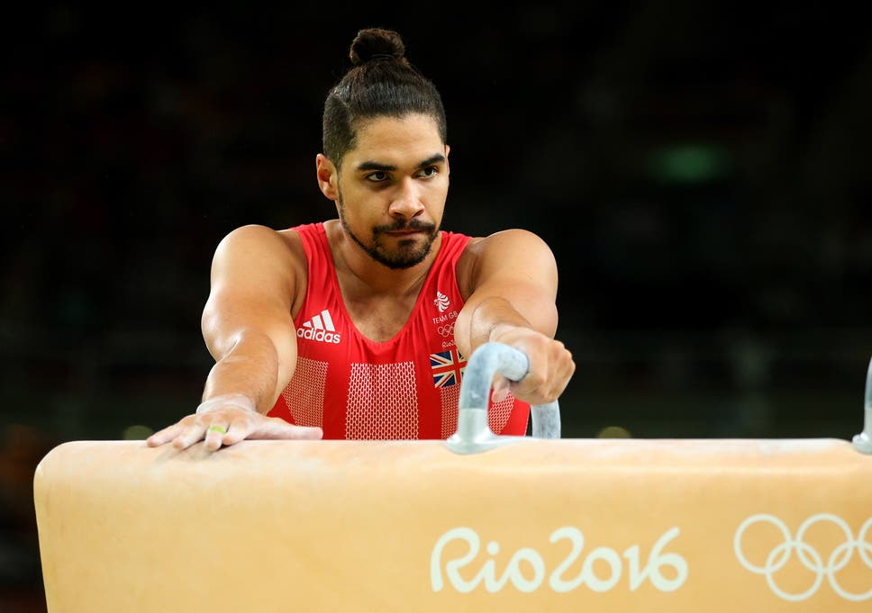 Louis Smith banned for two months by British Gymnastics