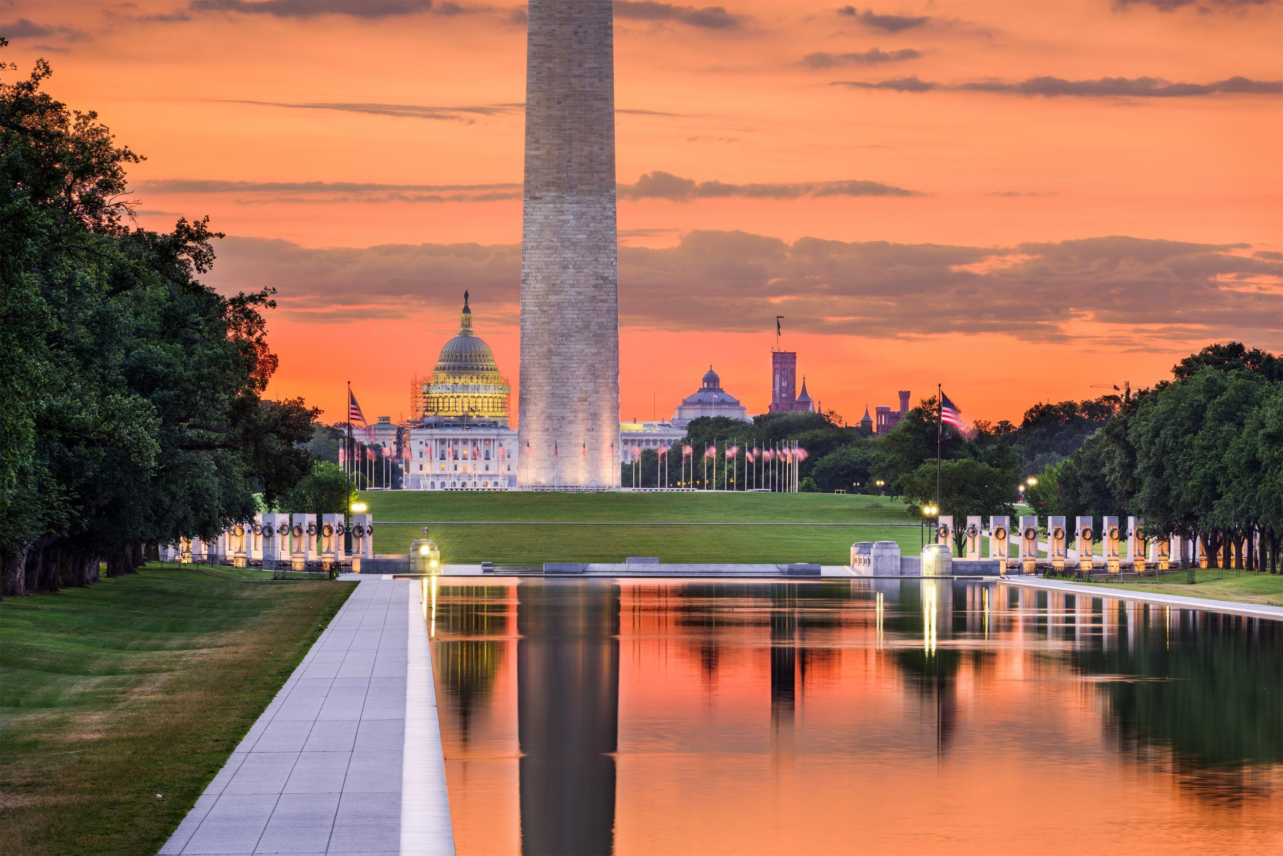 48 hours in Washington DC Hotels restaurants and places to visit