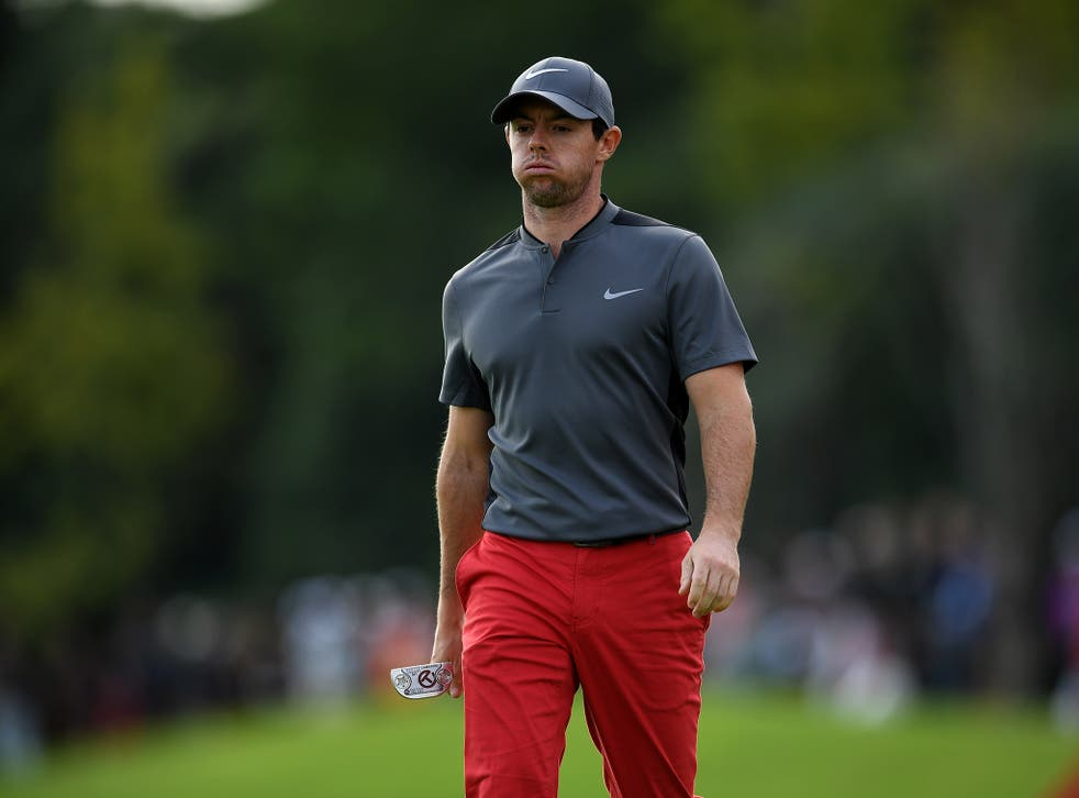 Rory McIlroy believes Europe's selection process for the Rydern Cup needs changing
