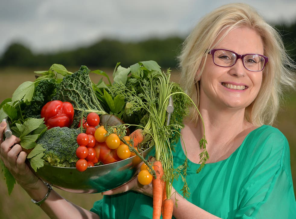 Jane Devonshire is writing a book on gluten-free cooking