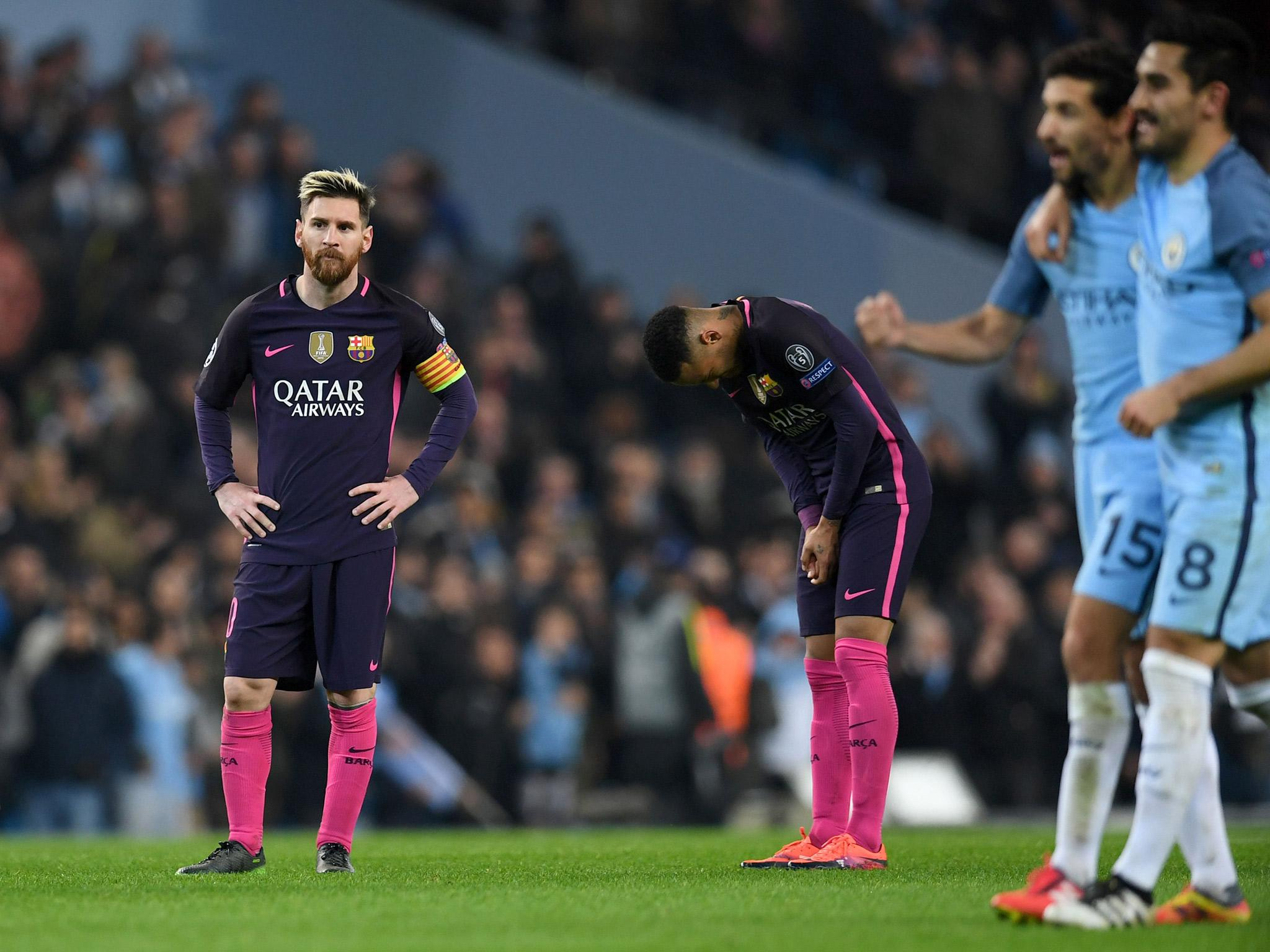 Barcelona Vs Man City Logo: Manchester City Vs Barcelona: Sergio Aguero 'heard