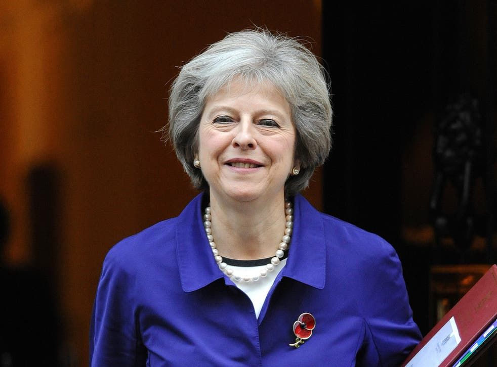 The Prime Minister is not expected to attend next week's Remembrance Day match