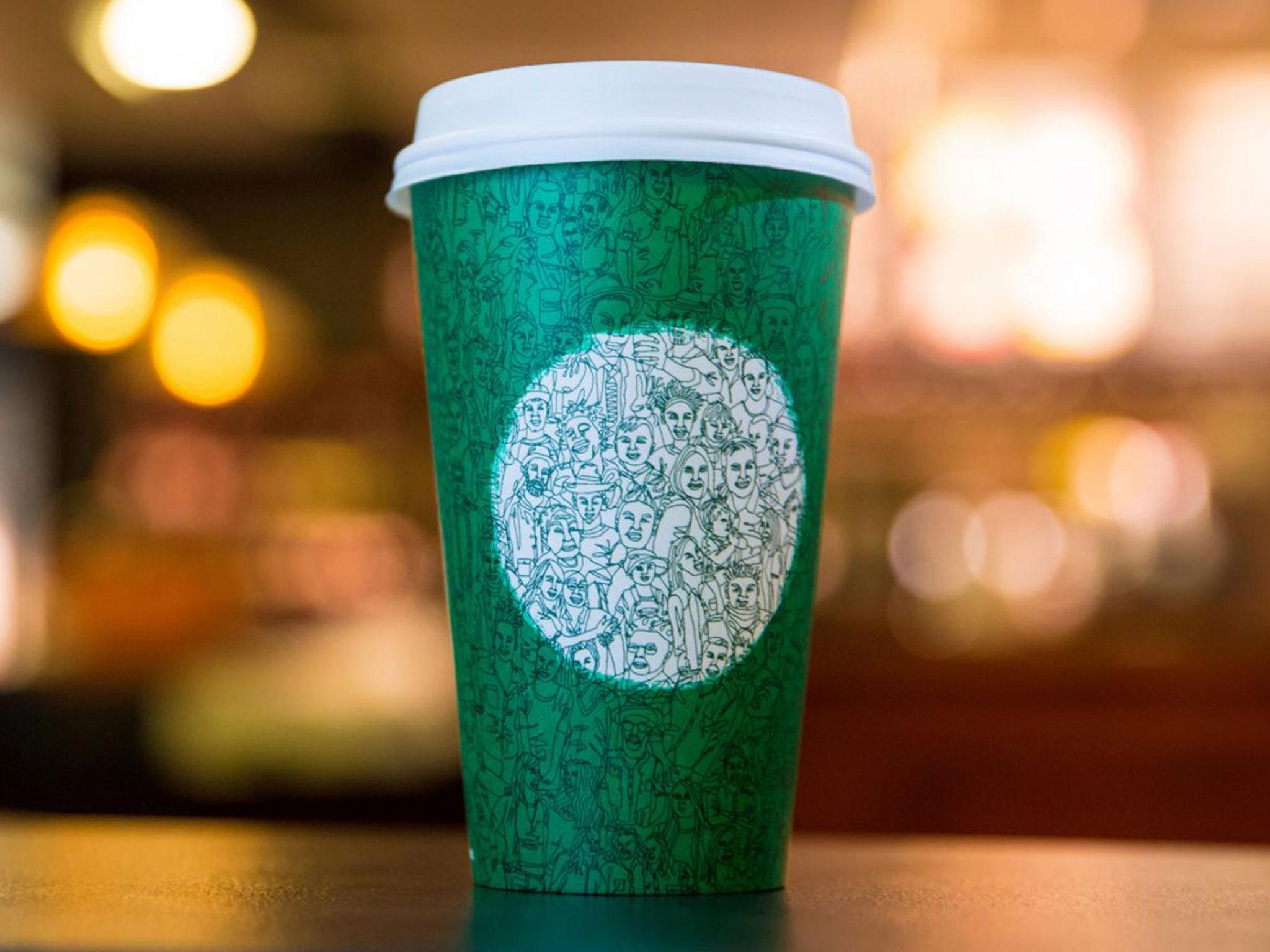 Starbucks Christmas Coffee Cups.Starbucks Unveils This Year S Very Festive Holiday Cups
