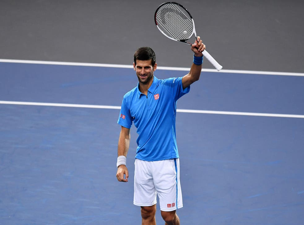 Djokovic has been world number one for over two years