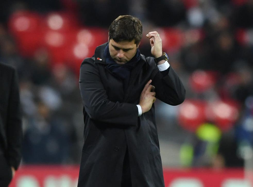 Pochettino was shortlisted for manager of the year on Wednesday