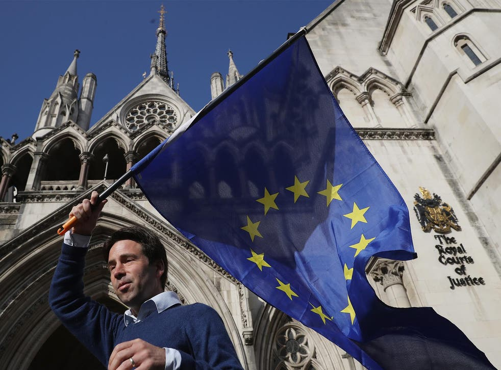 Another Brexit legal challenge is due to come before the High Court