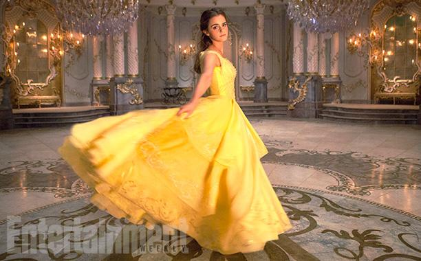Beauty and the Beast costume designer on recreating Belle's
