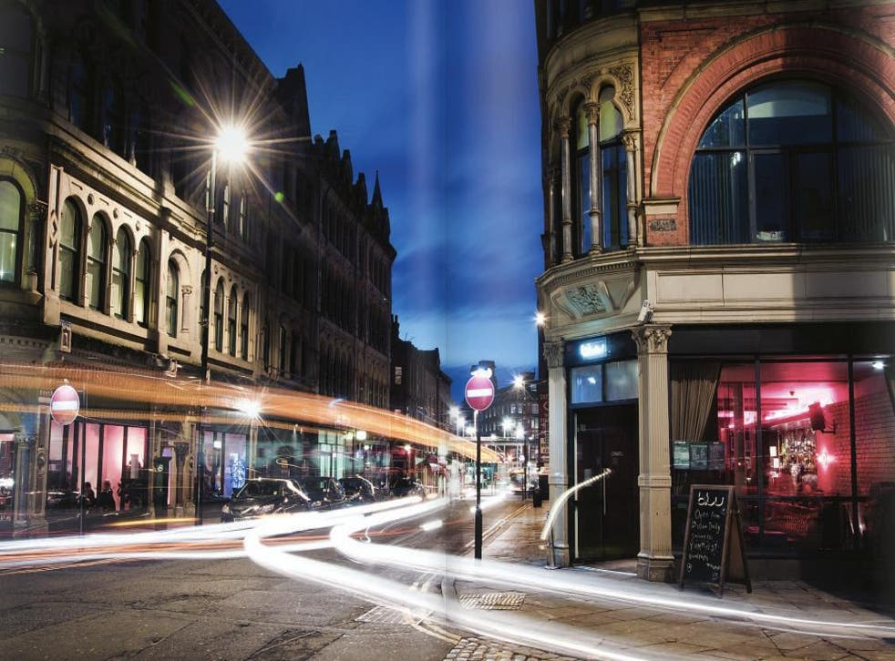 Manchester is a lively destination for New Year celebrations