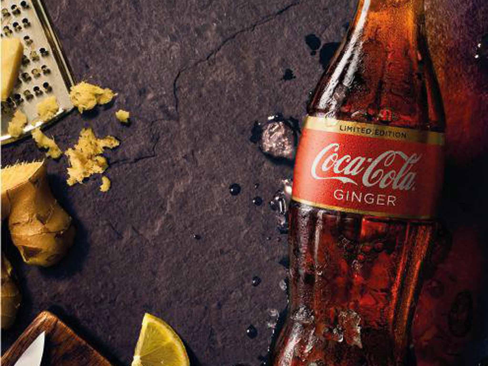 Ginger Coke New Flavour Divides Coca Cola Fans The Independent Threads