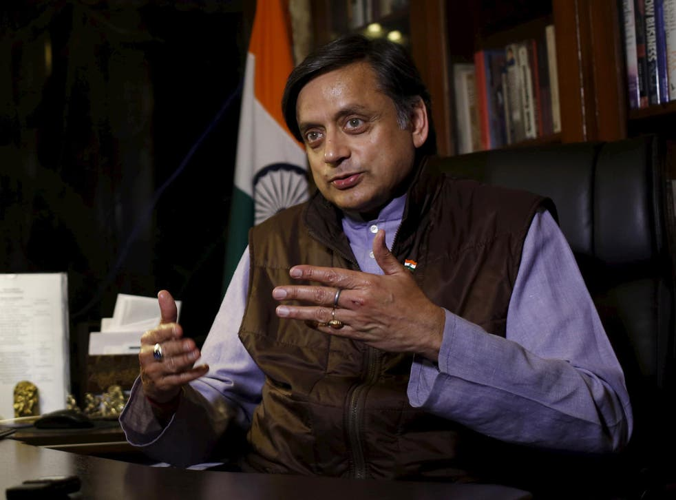 Dr Tharoor first rose to prominence after his heartfelt speech at Oxford Union, discussing the economic toll British rule took on India, in July 2015 went viral