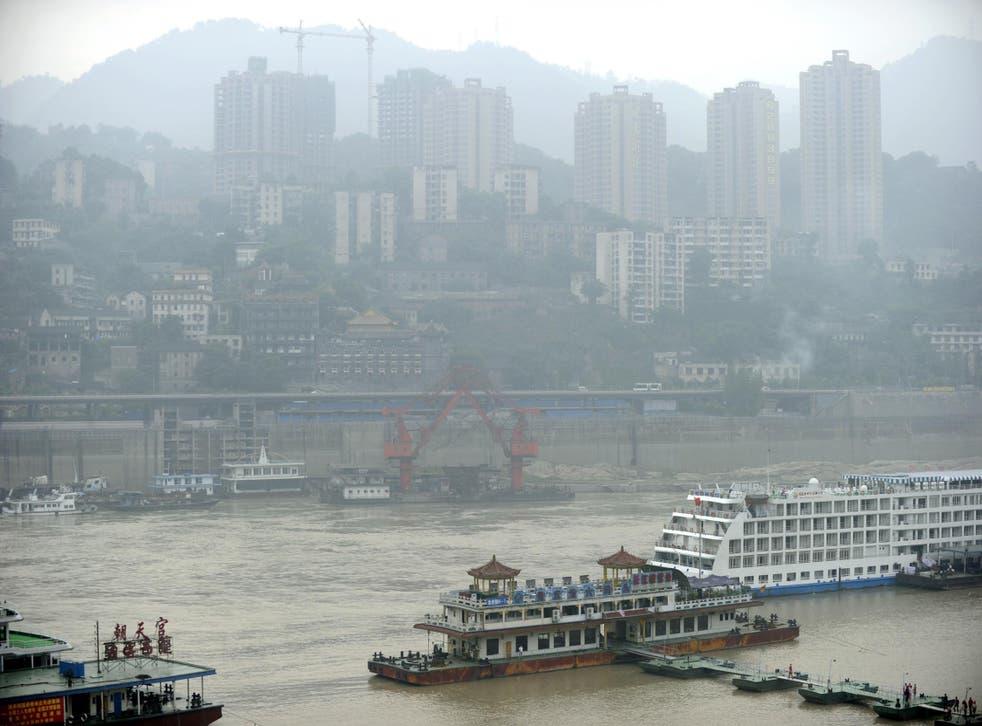 Chongqing, China: 'charmless, grey and polluted'