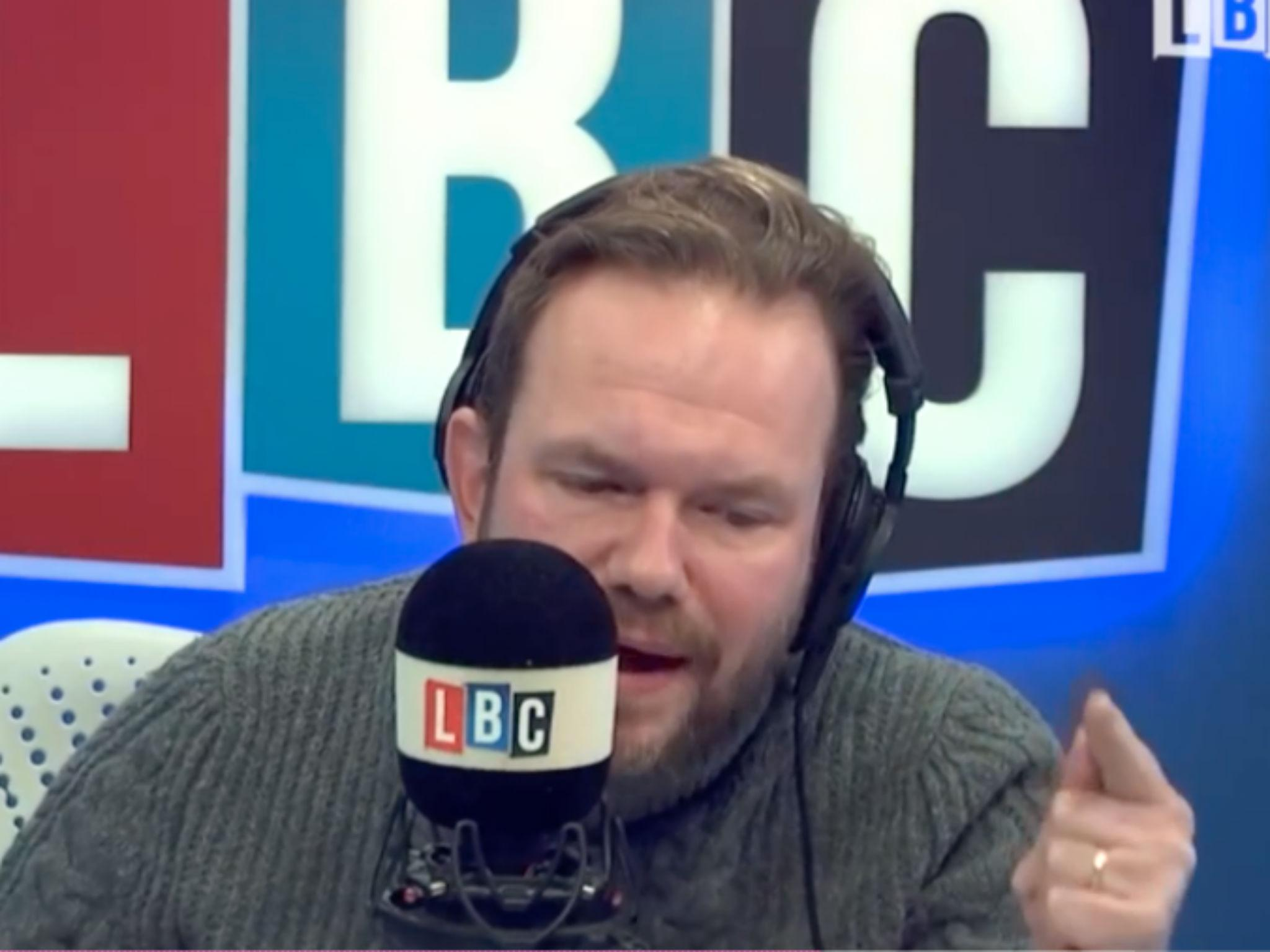 James O'Brien unleashes tirade at government after Brexit ...