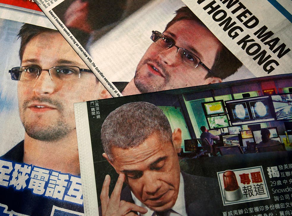 A pardon for Edward Snowden does not appear to be forthcoming from President Obama